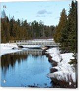 Hickey Creek Acrylic Print