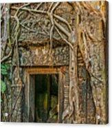 Hidden Door Acrylic Print