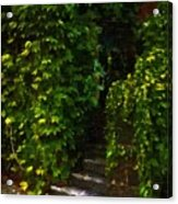 Hidden Hermitage Acrylic Print