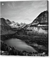 Hidden Lake Acrylic Print by Jesse Estes