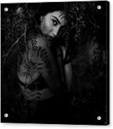 Hidden Acrylic Print