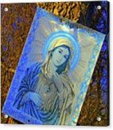 Hidden Shrine Acrylic Print by Joe Jake Pratt