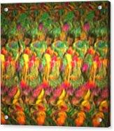 Hidden Squirrel - Pa Acrylic Print