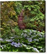 Hidden Stairs Acrylic Print