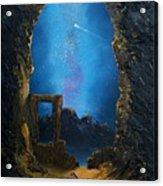 Hidden Treasures Acrylic Print