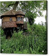 Hidden Treehouse Acrylic Print