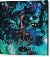 Hidding - The Psychology Of Art Acrylic Print