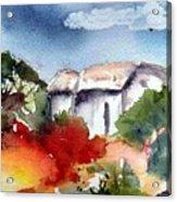 Hideaway Acrylic Print by Anne Duke