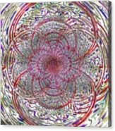 Hieroglyphica Acrylic Print