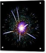 Higgs Boson Acrylic Print
