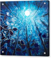High At Night Acrylic Print