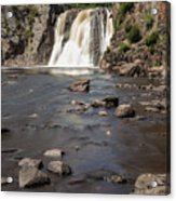 High Falls Of Tettegouche State Park 3 Acrylic Print