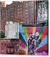 High Line Art Acrylic Print