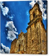 High Noon At The Bell Tower Acrylic Print