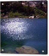 High Sierrastreasure Lakes Viii Acrylic Print