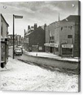 High Street, Lye - 1960's    Ref-60 Acrylic Print