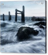 High Tide Acrylic Print