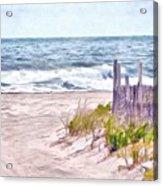 High Tides Acrylic Print