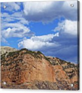 High, Wide, And Awesome Acrylic Print
