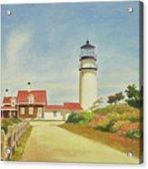 Highland Lighthouse Cape Cod Acrylic Print
