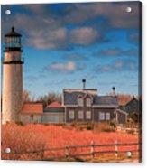 Highland Lighthouse Truro Massachusetts Acrylic Print