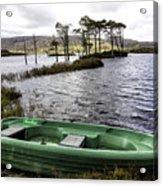 Highland Loch Acrylic Print