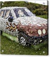 Highland Stoneware Car Acrylic Print