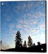 Highland Sunrise Acrylic Print