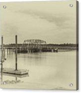 Highway 41 Bridge Built In 1939 Acrylic Print