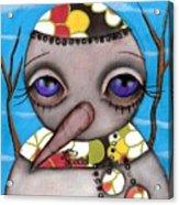 Hiiii Acrylic Print