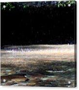 Hike Eagle Creek Acrylic Print