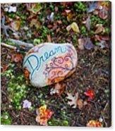 Hiking Dreams Acrylic Print