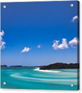 Hill Inlet Acrylic Print