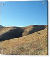 Hills Of Colorado Acrylic Print