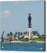 Hillsborough Light Acrylic Print