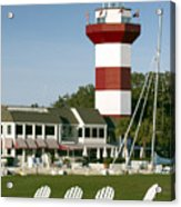 Hilton Head Island Lighthouse Acrylic Print