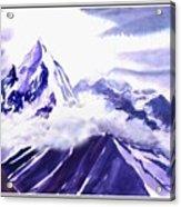 Himalaya Acrylic Print