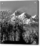 Himalaya ...the Trishul Peak Acrylic Print