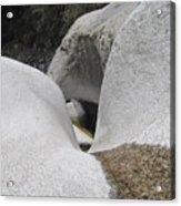 Himalayan Rock Acrylic Print