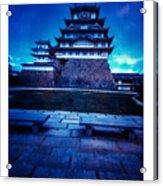 Himeji Castel Acrylic Print