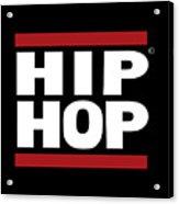 Hiphop Acrylic Print