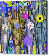 Hippie Hippie Straws Acrylic Print