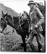 Hiram Bingham (1875-1956) Acrylic Print