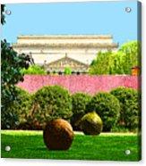 Hirshhorn Colour Acrylic Print