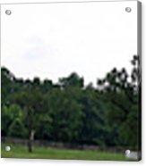 Historic Appomattox Panorama  Acrylic Print