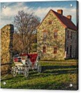 Historic Bethlehem Pennsylvania Acrylic Print