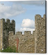 Historic Castle Acrylic Print