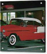 Historic Chevy Acrylic Print