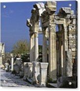 Historic Ephesus Acrylic Print