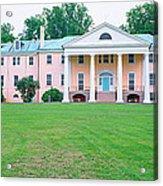 Historic Home Of James Madison Acrylic Print
